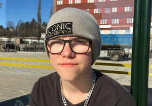 Kevin Andersson, 13 år, studerande, Tallnäs