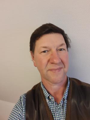 Lars Björk, jaktvårdskonsulent i Jägareförbundet Västmanland.