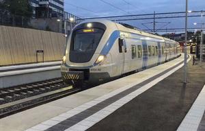 Stationsområdet kring Södertälje centrum har renoverats. I augusti började pendeltågen gå på nytt.