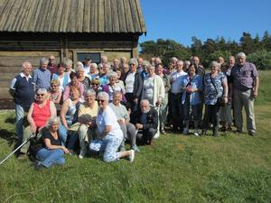 Gotlandsresa PRO-gruppbild