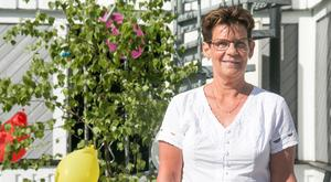 Christina Forsberg driver friskolan Binomen i Vansta industriområde.