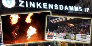 Zinkensdamm, Sparbanken Lidköping Arena och Sävstaås. Några av premiärarenorna. Bild: Andreas Tagg/Jonna Igeland/Peter Axman