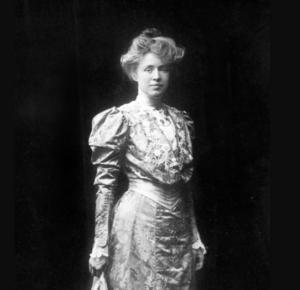 Frida Stéenhoff - en queerkämpe.