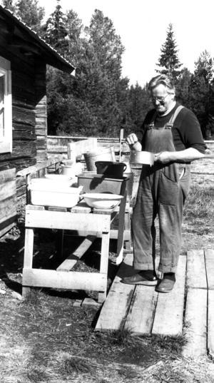 Sommaren 1989 arbetade Mårten Söderberg på Galåbodarna. Fäbodman tyckte han saknade historisk klang och tyckte hellre om att bli kallad fäbodtös sa han till ÖP.