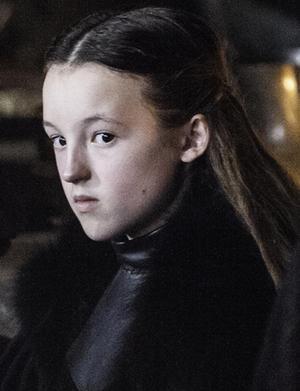 Kompromisslös, orädd och  intelligent – Katarina Östholm hyllar Lyanna Mormont i Game of Thrones.
