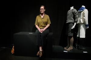 Anna Bergman har kurerat utställningen