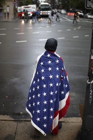 USA. Motsättningarna mellan Republikanerna och Demokraterna är större än mellan ¿amerikanarna.foto: scanpix