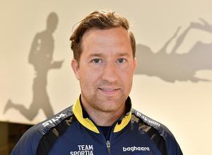 Orienteringens förbundskapten Håkan Carlsson har halva VM-truppen på plats i Örnsköldsvik och O-Ringen. Bild: TT