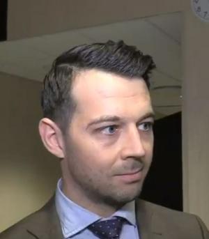 Advokat Gustaf Widén.