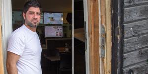 Ockelbo Pizzeria utsattes under onsdagskvällen för ett inbrott. Händelsen är polisanmäld. Bilden är ett montage.