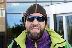 Olle Åberg, 48 år, studerande, Gävle.