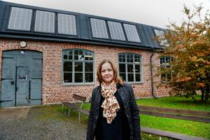 Foto: Johan WahlgrenPythagoras chef Erika Grann är lättad över att kunna fortsätta hålla öppet som tidigare.