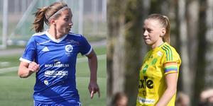 Kajsa Sund och Ellika Persson.