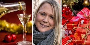Stress, förväntningar och så lite alkohol på det... då finns risken för att konflikter kommer upp, säger Anna-Karin Nilsson.