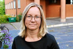 Camilla Hofström är socialchef på Ludvika kommun.