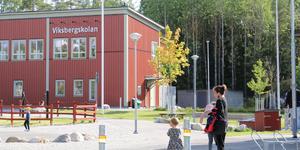 Viksbergs skolområde, nominerad till Årets byggnadsverk. Foto: Camilla Hjort