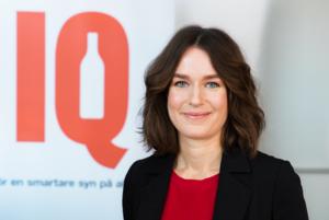 Karin Hagman. Foto: IQ