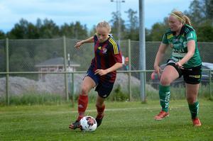 Julia Wänglund rev, slet och imponerade när Selånger slog Enköping på hemmaplan.