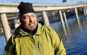 Kjell Johansson är ungdomsledare och president i föreningen Jämtlands unga sportfiskare.