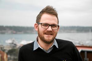 Johan Augustsson, ordförande i barn- och utbildningsnämnden i Nynäshamn. Foto: NP/arkiv