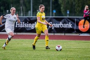 Johanna Ohlsson – tvåmålsskytt och matchvinnare för Ljusdal.