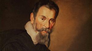 Kompositören Claudio Monteverdi (1567–1643) var samtida med William Shakespeare med levde betydligt längre.