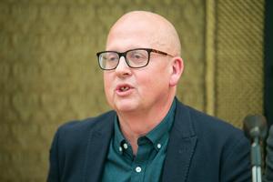 Bosse Svensson (C), kommunalråd och kommunstyrelsens ordförande i Östersunds kommun.