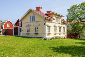 Bergsgränd 7. Bild: Länsförsäkringar Fastighetsförmedling