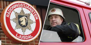 Denna vecka ska Göran Hammarström göra sin sista jourvecka som brandman i Ramsjö deltidskår.