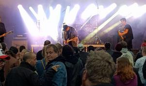 I fjol spelades 30 000 kronor in till välgörande ändamål när Rock the mountain återuppstod.