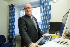 Asko Klemola, sektorchef för barn och utbildning i Skinnskatteberg. Foto: Arkiv