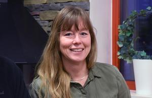 Bente Mellquist Danielsson  är glad över att hembygdsföreningen och Quarnstensgrufvans vänner i Malung kan genomföra sina projekt.