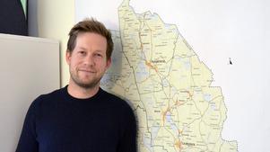 – Jag kommer att ha fortsatt dialog om vad de vill utveckla på sina orter, säger Daniel Fagerlund.