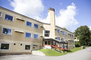 Sanderängsgatan 5, den fastighet som ägs av Anders Eriksson i dag och hyrs av Nordicbo som företagshotell.