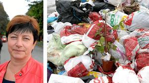 Leif Dahlberg undrar vad politikerna gör för att lösa miljöproblemen i en replik på Ewa-Leena Johanssons (bilden) krönika i NA den  5 augusti.