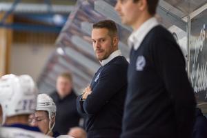 Köpings tränare Patrik Fagerlund.