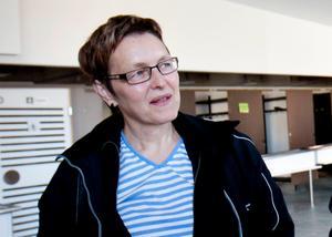 Siv Sundström är miljö- och byggchef  för den förvaltning som beslutar om vilka krav som ska ställas på efterbehandlingen. Arkivfoto