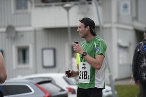 Emil Meijer sprang fjärdesträckan i vinnarlaget Trångsvikens IF.