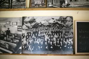 Pappers avdelning 25 firar 30-årsjubileum på Folkets hus 1951.