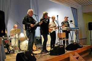 Cadillac band spelar på tre ställen i Ångermanland i slutet av februari. Bild: Ulf Nilsson