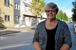 Lena Rosborg, Vänsterpartiet
