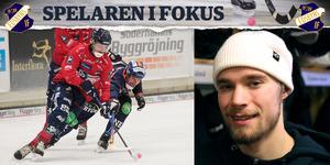 Tommi Määttä är given på sin backposition i Edsbyn och har klivit ur tvillingbrorsan Tuomas skugga.