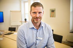Roger Westerlund, verksamhetschef inom internmedicin, Region Gävleborg.
