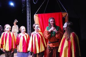 Robin Hood och narrar: Arbetarteatern Pegasus drömmer ihop en Shakespearekomedi av Robin Hood - och gör det bra!