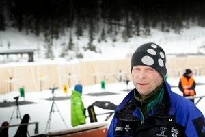 Hans Nauclér var Sebastian Samuelssons första tränare.Foto: Karin Rickardsson