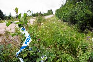 Bild: Jennie Johansson. Leif Östling hittades svårt skadad och medvetslös i dikeskanten längs Svartåvägen.