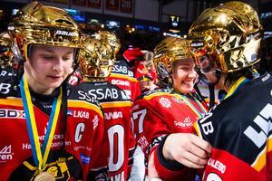 Förra året tog Luleå hem guldet. Foto: Simon Eliasson / BILDBYRÅN
