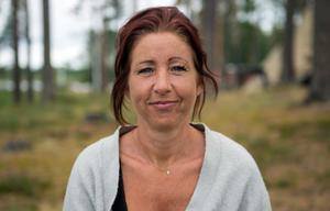 Marie Johansson, 36 år, hemtjänsten, Fränsta:
