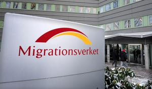 Tryggve Emstedt har flera förslag på hur situationen för migranter kan förbättras. Foto: Anders Wiklund / TT. Bilden är tagen i ett annat sammanhang.