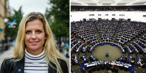 Ett av Sundsvalls tyngsta namn, Liza-Maria Norlin, kommer kampanja för att ta sig till Bryssel.